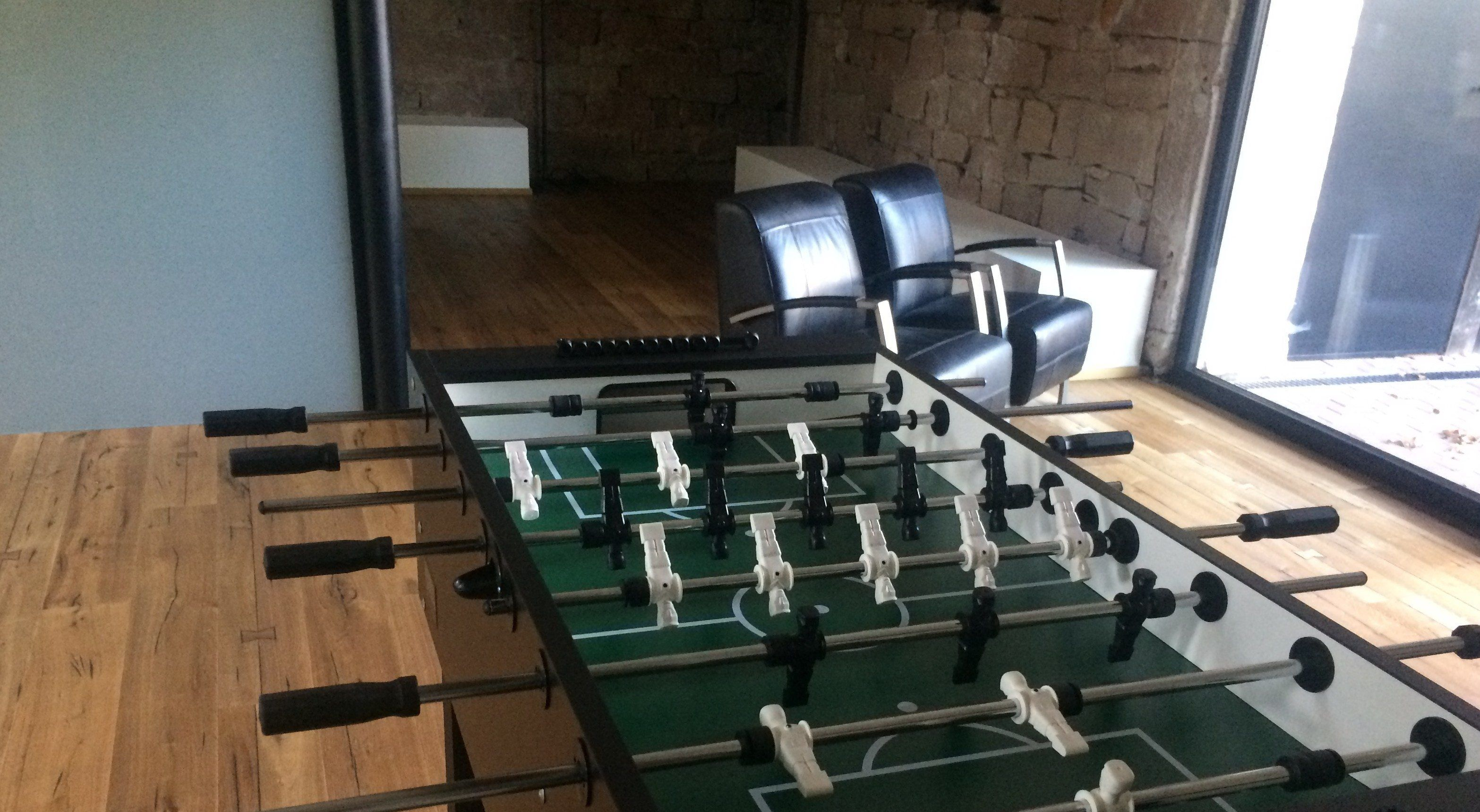 Kicker-Turnier 2015