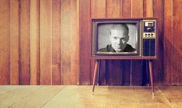 Untergang von Werbebildschirmen & TVs