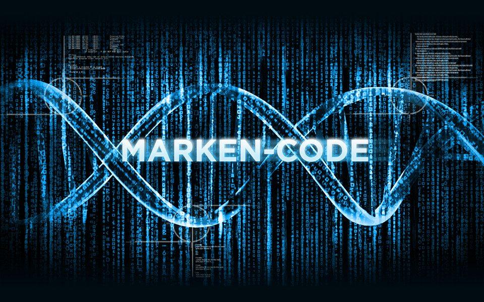 Der digitale Marken-Code sichert Deine Existenz