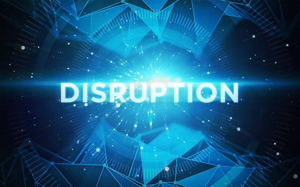 Disruption – Das Zauberwort der Digitalisierung