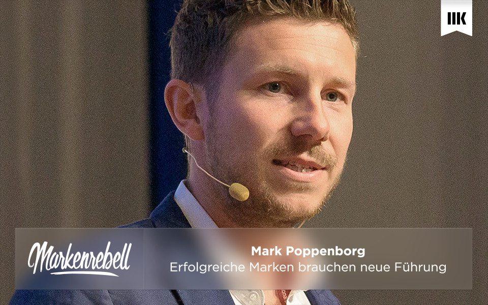 Mark Poppenborg | Erfolgreiche Marken brauchen eine neue Führung