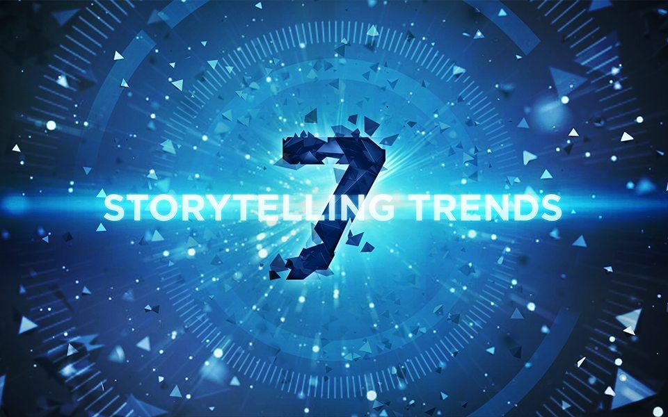 Die 7 wichtigsten Trends des digitalen Storytellings 2016