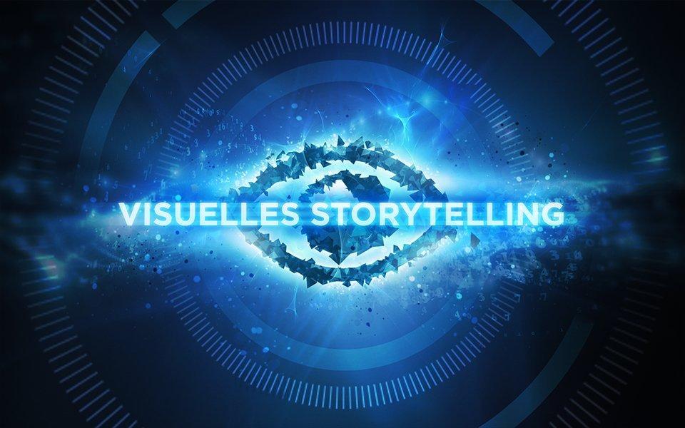 Erzähl Deine Geschichte erfolgreicher in Bildern.