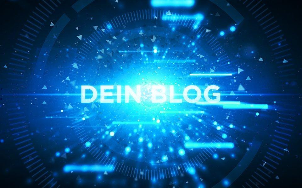 Garantiere deine digitale Sichtbarkeit mit deinem eigenen Blog
