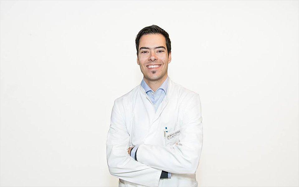 Dr. Devid El-Wahsch | Der Überflieger in einer kaum digital entwickelten Branche