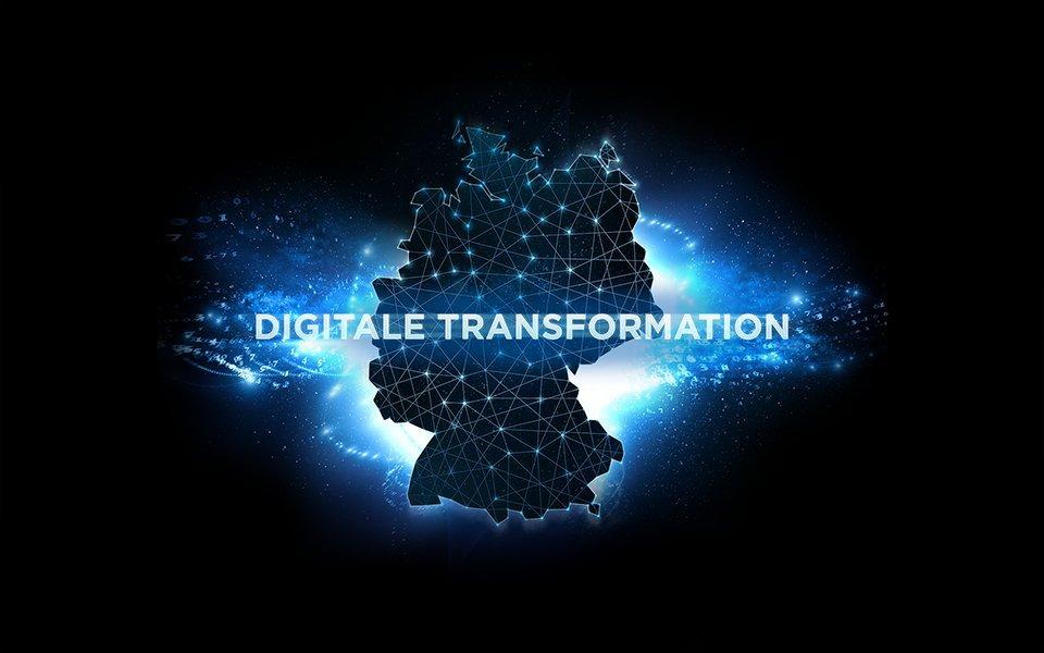 Digitale Transformation in deutschen Unternehmen