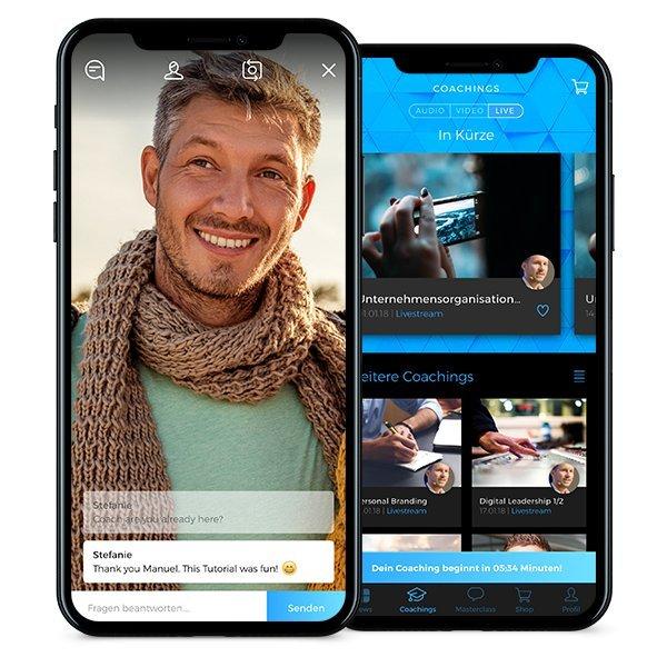 Mobile Academy App