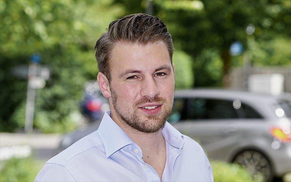 Benjamin Dasch | Warum der jüngste Franchisenehmer einer Fitness-Kette Menschen großartig machen will