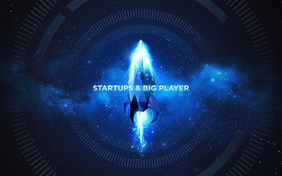 Was Startups von Big Playern lernen können