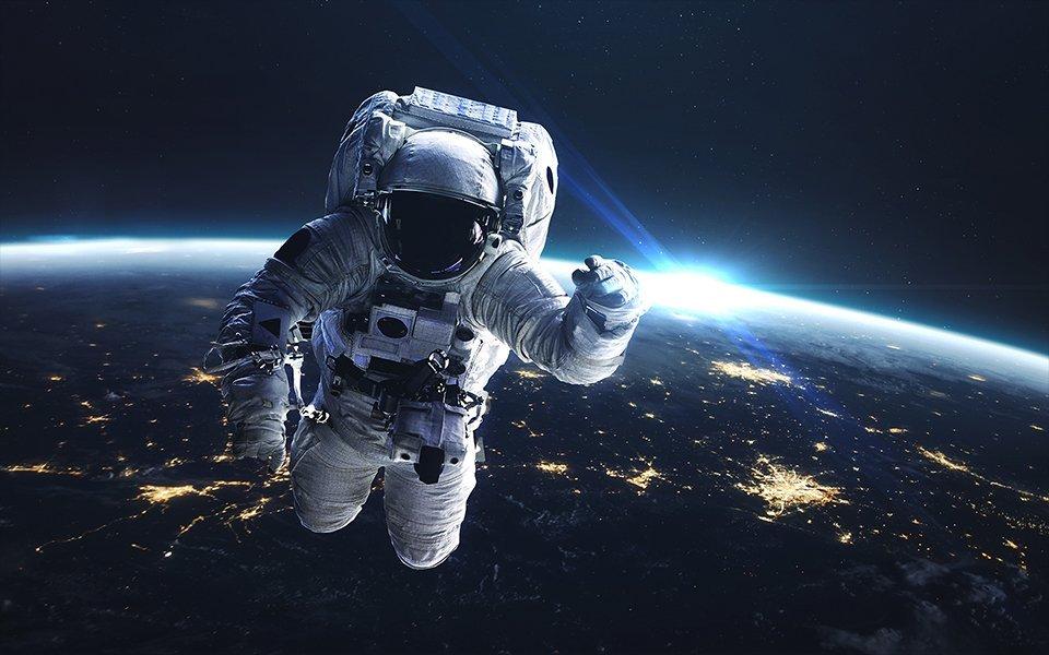 Neue Herausforderungen für digitale Technologien:  Der Weltraum.