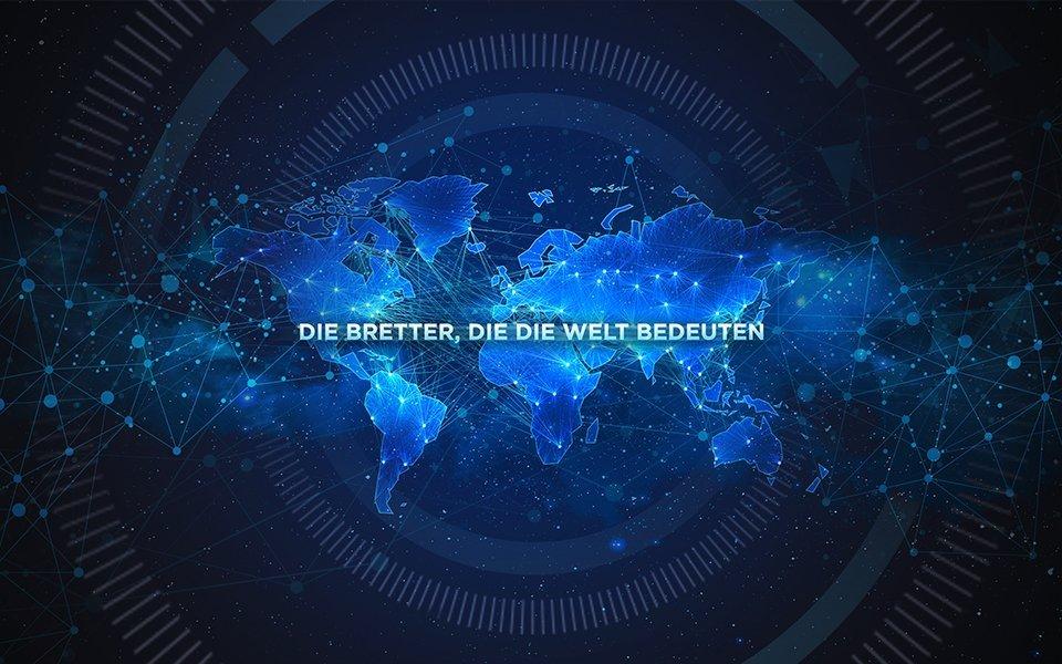 Die Bretter, die die Welt bedeuten