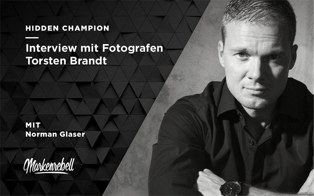 Norman Glaser im Interview mit dem Fotografen Torsten Brandt