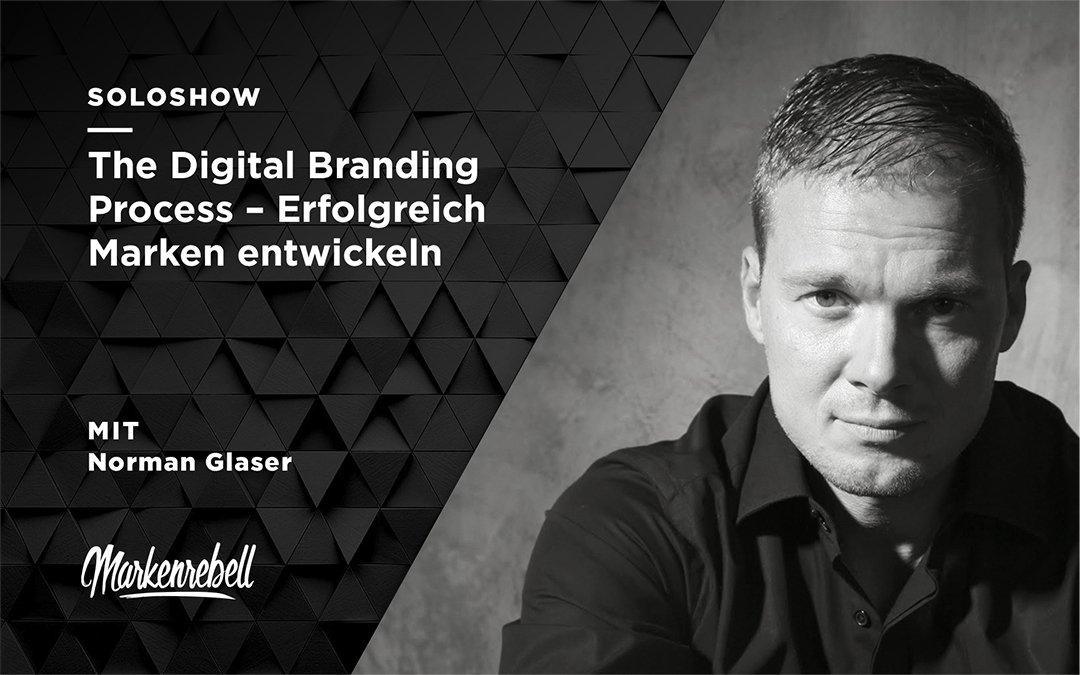 SOLOSHOW | The Digital Branding Process – Erfolgreich Marken entwickeln