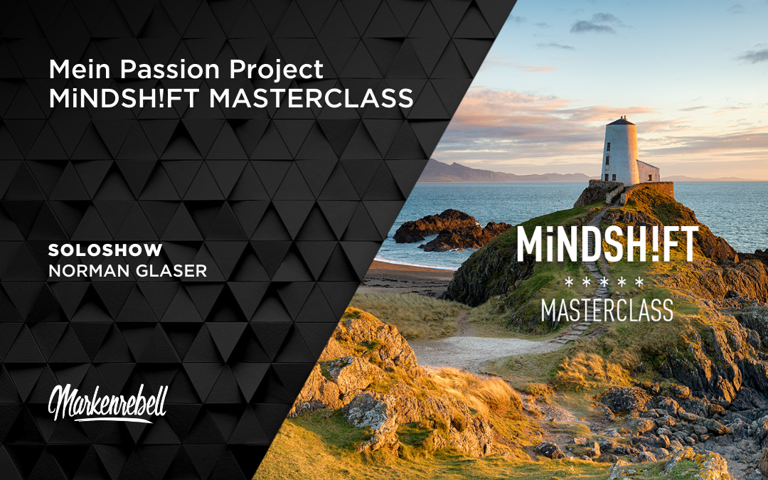 SOLOSHOW | Mein Passion Project MiNDSH!FT MASTERCLASS