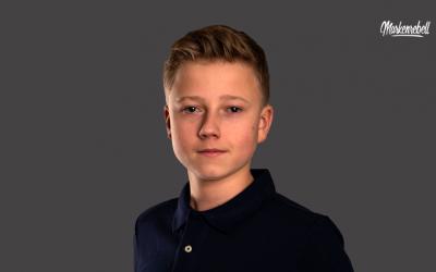 Julius Osner arbeitet mit 15 Jahren an seine Personal Brand als Unternehmer