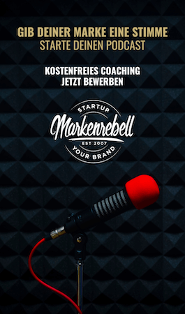 Podcast Coaching, Podcast, Marke, PERSONAL BRANDING