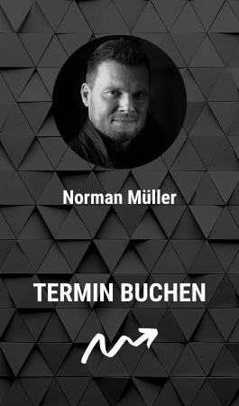 Norman Müller, Personal Branding, Unternehmensberater