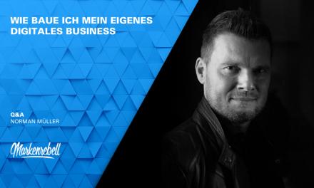 Q&A | Wie starte ich mein eigenes digitales Business?