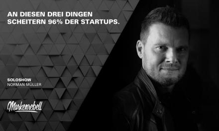 An diesen drei Dingen scheitern 96% der Startups