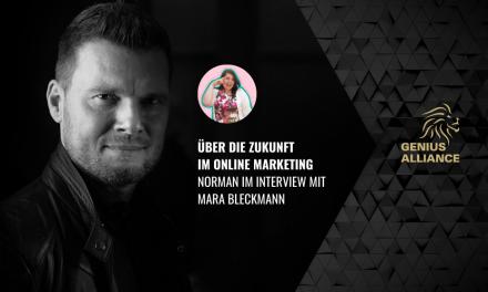 Im Talk mit Mara – Über die Zukunft im Online Marketing