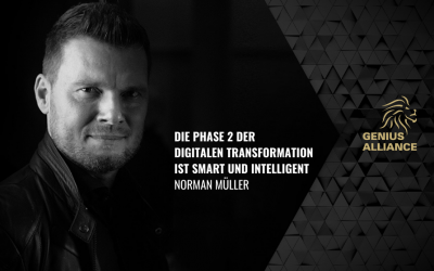Die Phase 2 der digitalen Transformation ist smart und intelligent