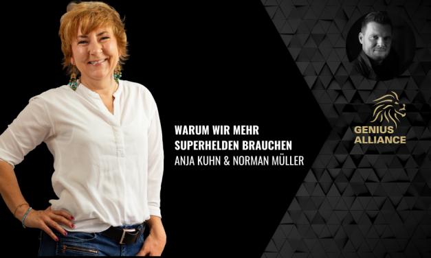 Norman Müller & Anja Kuhn   Warum wir mehr Superhelden brauchen
