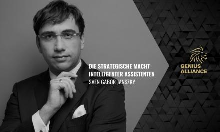 Zukunftsforscher Sven Gabor Janszky | Die strategische Macht intelligenter Assistenten