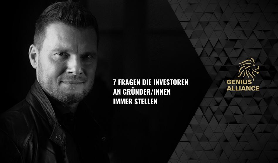 Business Angel - Investor