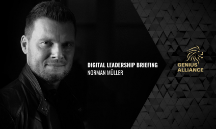 Digital Leadership Briefing 30/2021