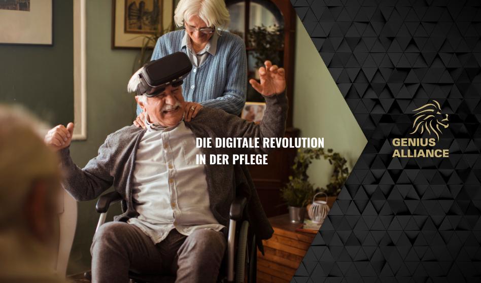 Die digitale Revolution in der Pflege