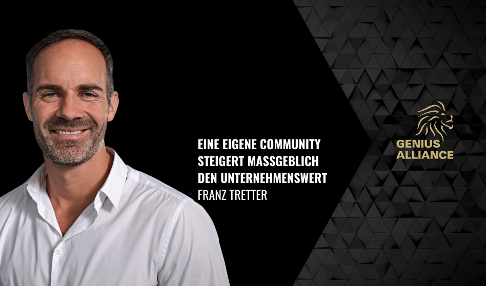 Franz Tretter Community GENIUS ALLIANCE Blog