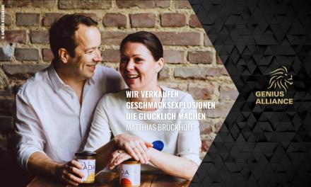Matthias Bruckhoff | Wir verkaufen Geschmacksexplosionen die glücklich machen